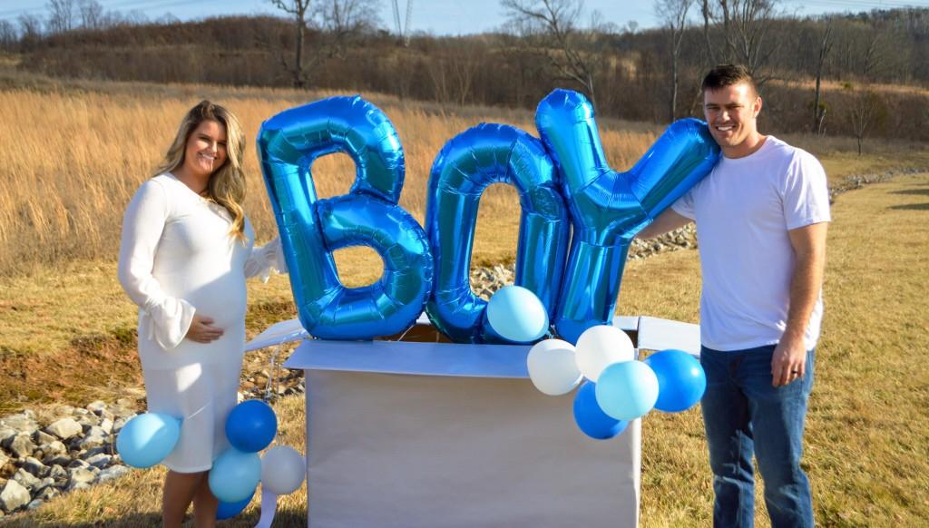 Gender Reveal Pregnancy West Virginia Wedding Planner